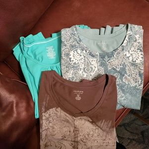 Tops - Lot of 3X .two Sonoma tees and 1 Simply Basic!